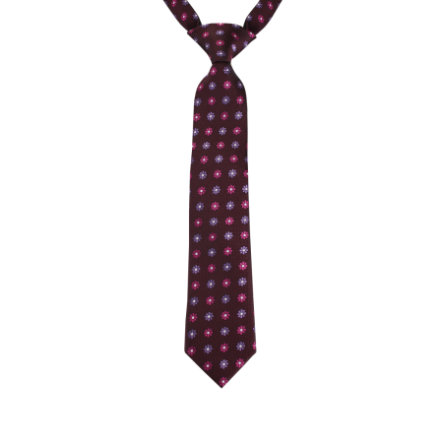 G.O.L Kleinkind-Krawatte purple-pink