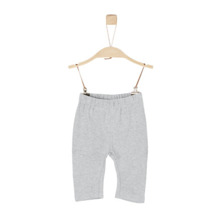 s.Oliver Boys Jerseyhose light grey melange