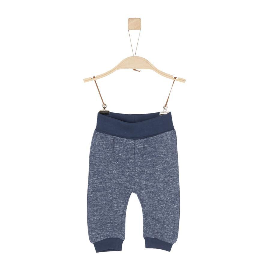 s.Oliver Boys spodnie dresowe niebieskie