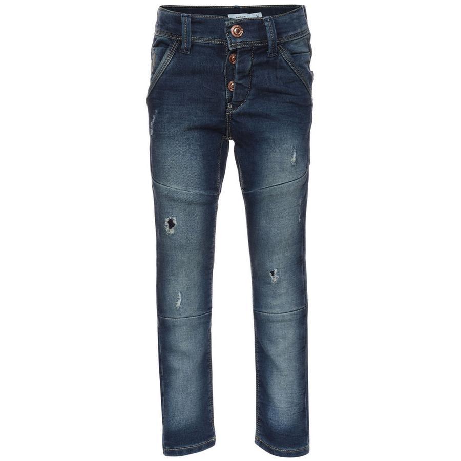 name it Boys Jeans denim bleu moyen