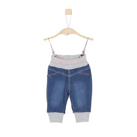 s.Oliver Girl s jeans blue denim stretch