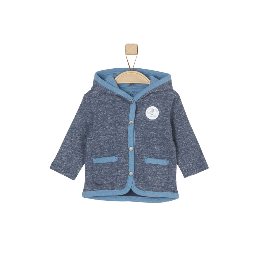 s.Oliver Girls Sweatjacke blue