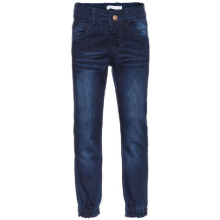 name it Boys denim bleu foncé