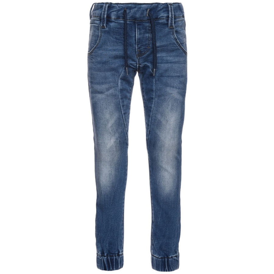 name it Boys Jeans Tonny medium blue denim