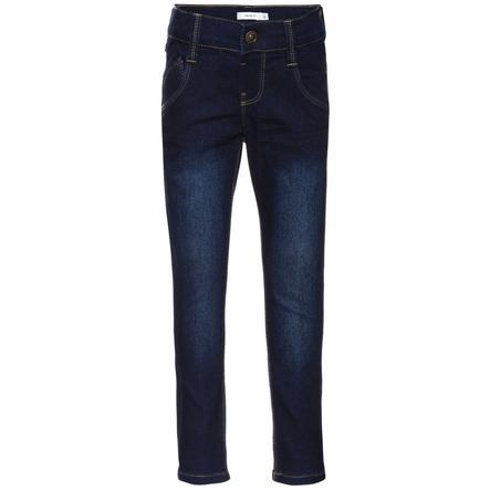 name it Boys Jeans Tax medio denim blu denim