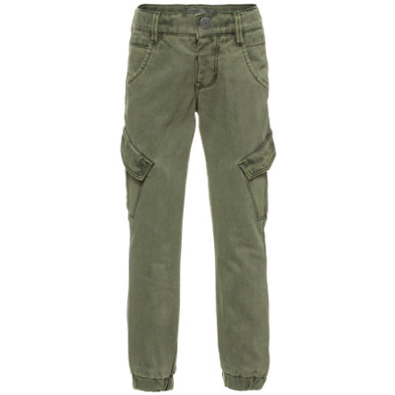 name it Boys Pantalon Komba vert