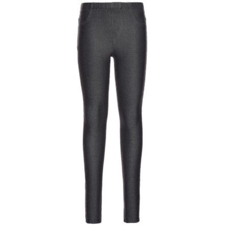 name it Girls Leggings Tille dark grey denim