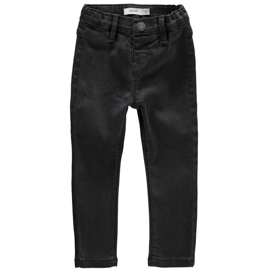 name it Boys Jeans Tera dark grey denim
