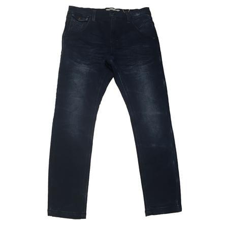 name it Boys Jeans Baggy bleu foncé en denim