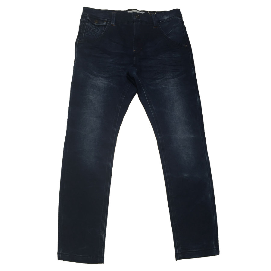 name it Boys Jeans Baggy dark blue denim