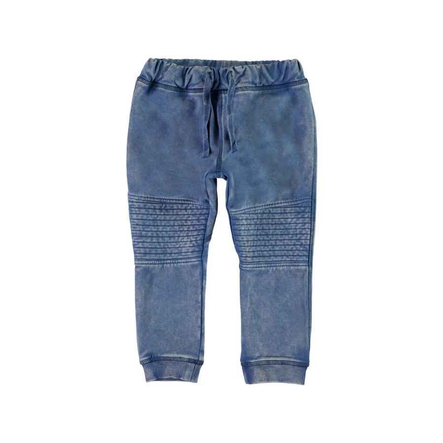 name it Boys Pantalones de chándal Gert alférez azul
