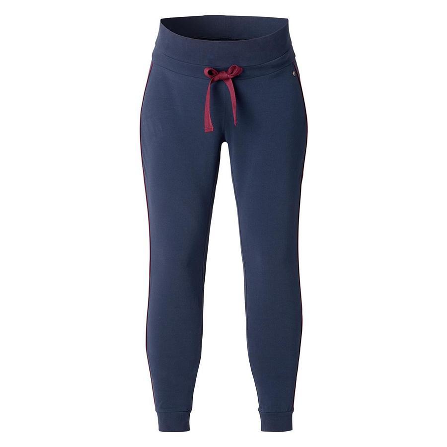 ESPRIT Spodnie z Pyjamy Nocny niebieski