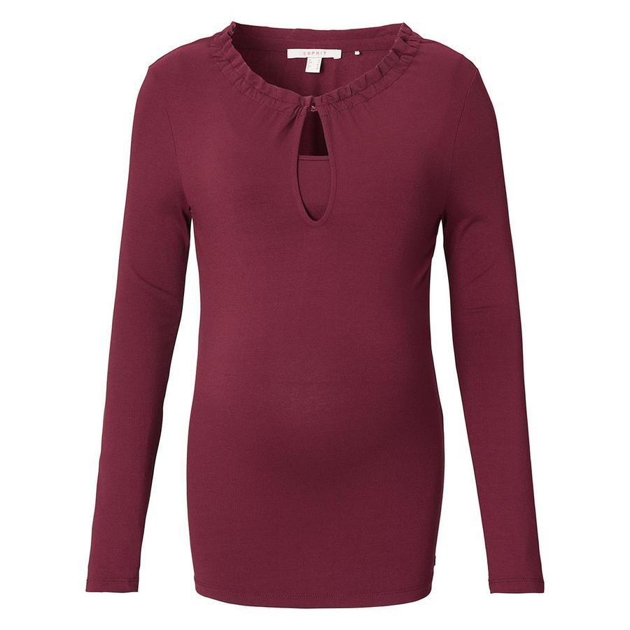 ESPRIT Camiseta de enfermera tawny red