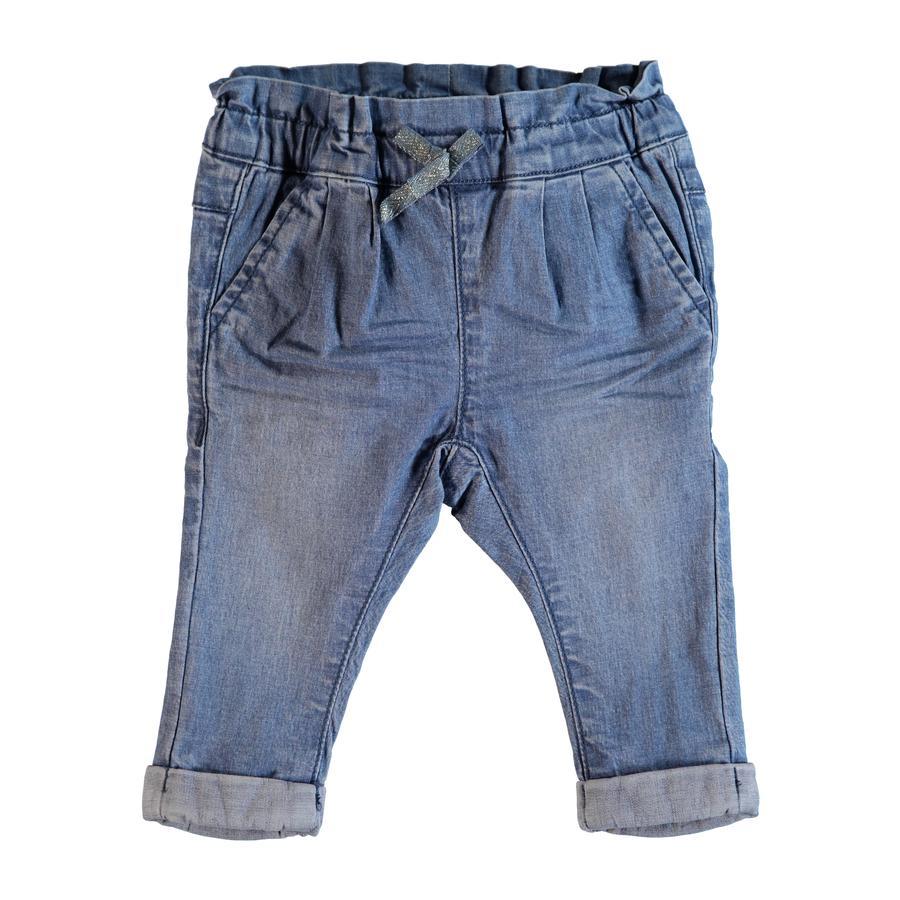 name it Girls Jeans Alisa medium blue denim
