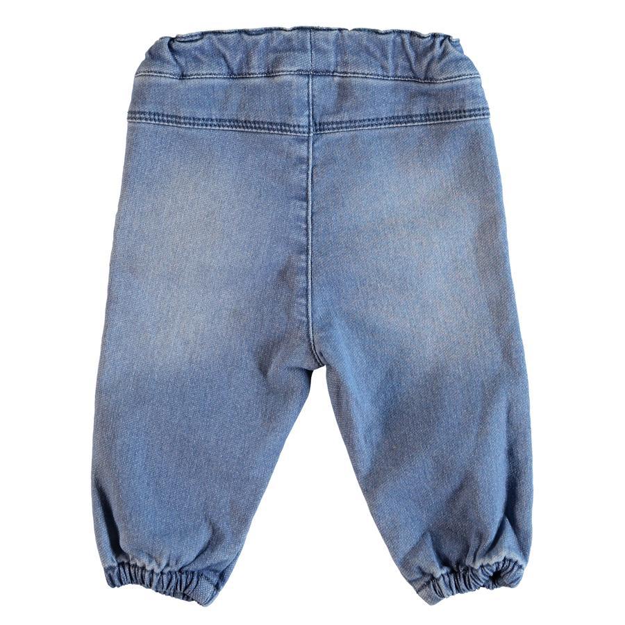 name it Girl s jeans van lichtblauw denim