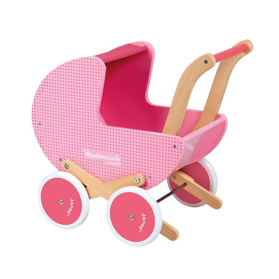 Janod® Dockvagn Mademoiselle