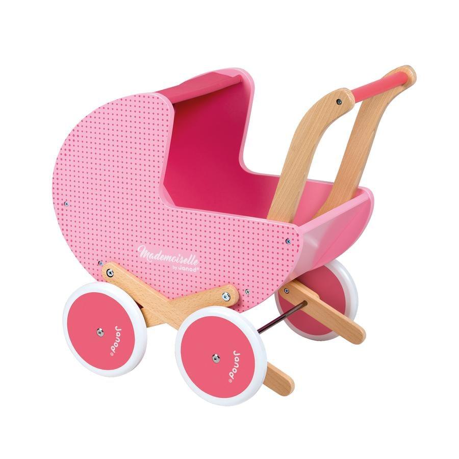 Janod® Poppenwagen Mademoiselle
