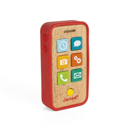 Janod® Smartphone drewniany