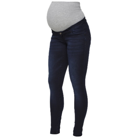 Mama Licious Jeans MLDIXIE Dark Blue