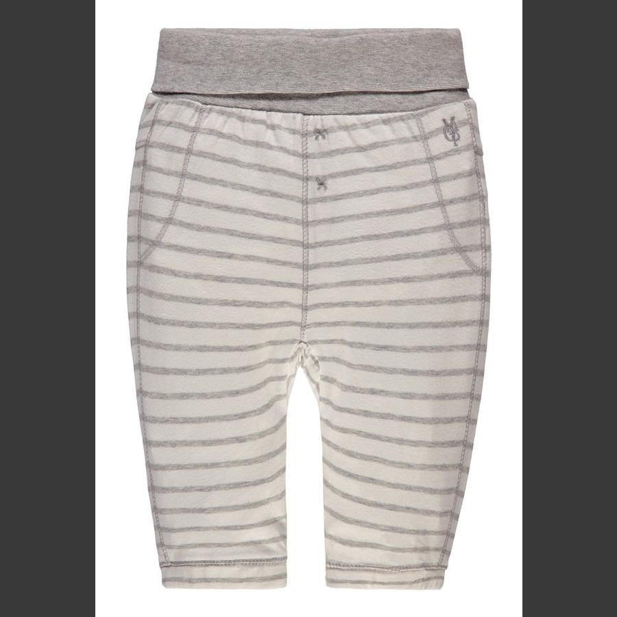 Marc O'Polo joggingbroek, grijs gestreept