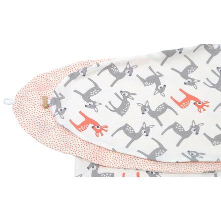 HOBEA-Niemcy Pokrowiec na poduszkę pielęgniarską Punkty jelenia