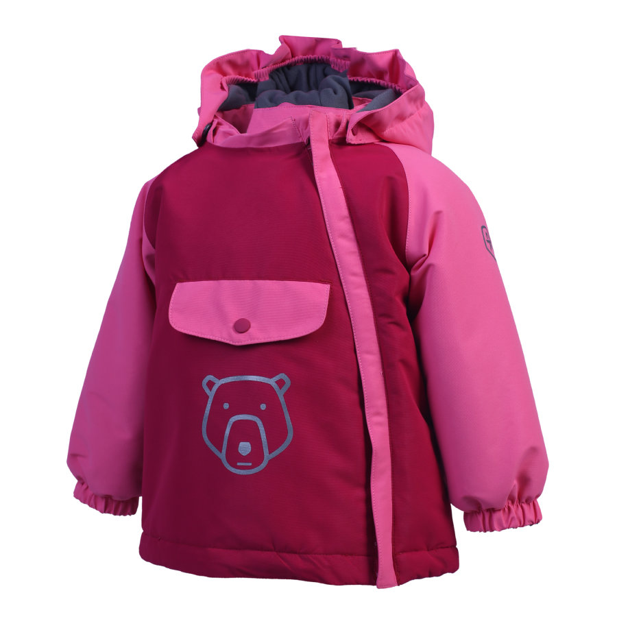 COLOR KIDS Jacke Kaido Rasberry
