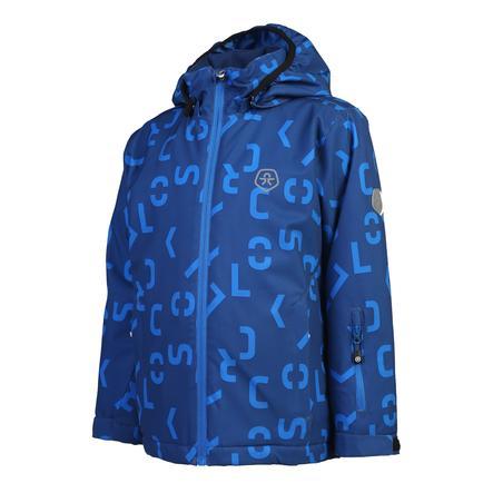 COLOR KIDS  Soft veste coquille KERTO Estate Blue
