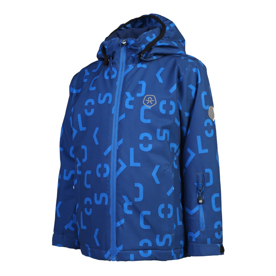 COLOR KIDS Softshelljacke KERTO Estate Blue
