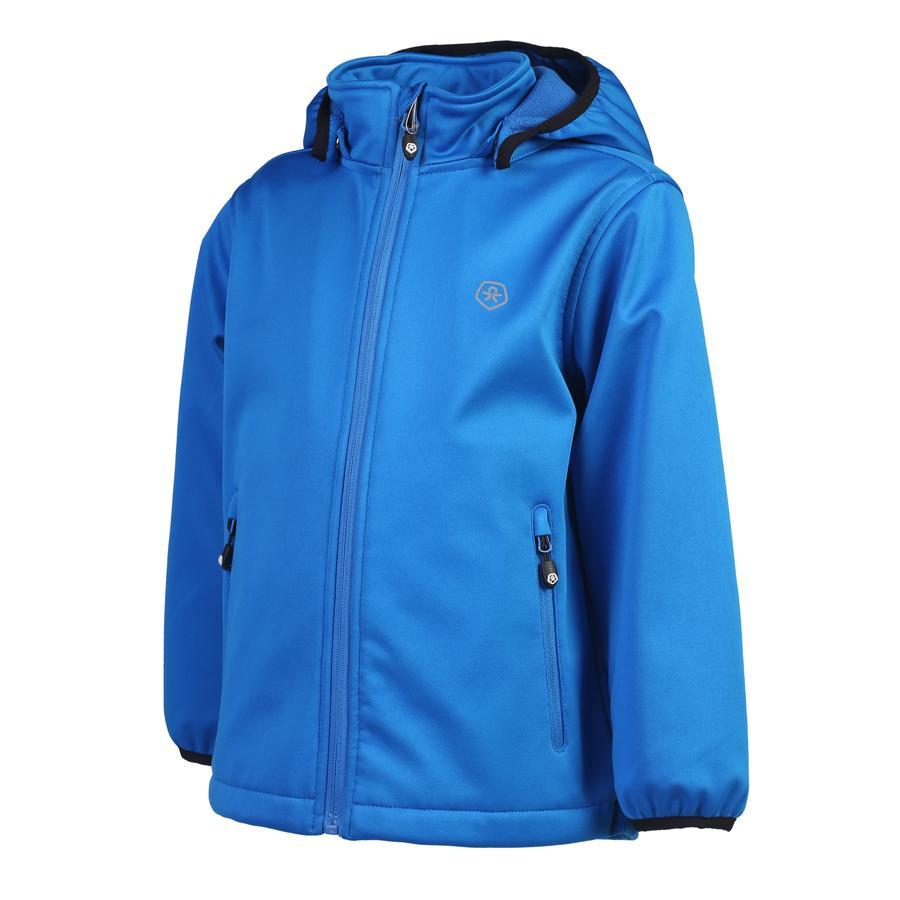 COLOR KIDS  Ralado Jacket Princess Blue.