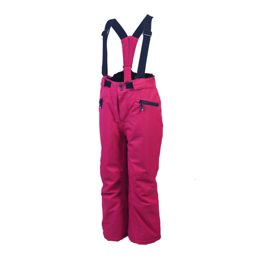 COLOR KIDS Salopette de ski enfant Sanglo Rasberry