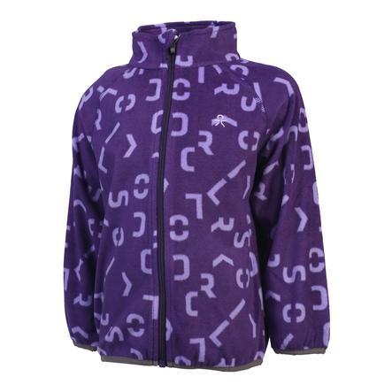 COLOR KIDS  Kassandra Fleece Jacket Violet Indigo