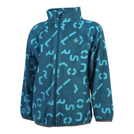 COLOR KIDS  Kasandra Fleece Jacket Deep Lagoon