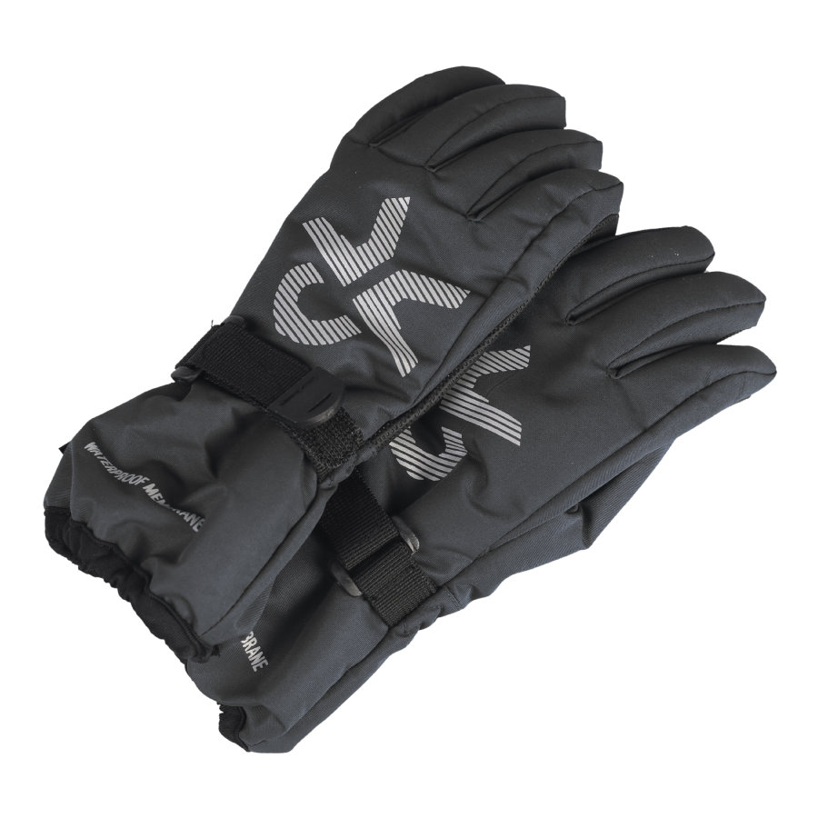 COLOR KIDS Handschuhe Kombie Black