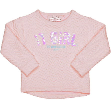JETTE by STACCATO Girls Boxy-Sweat soft rose
