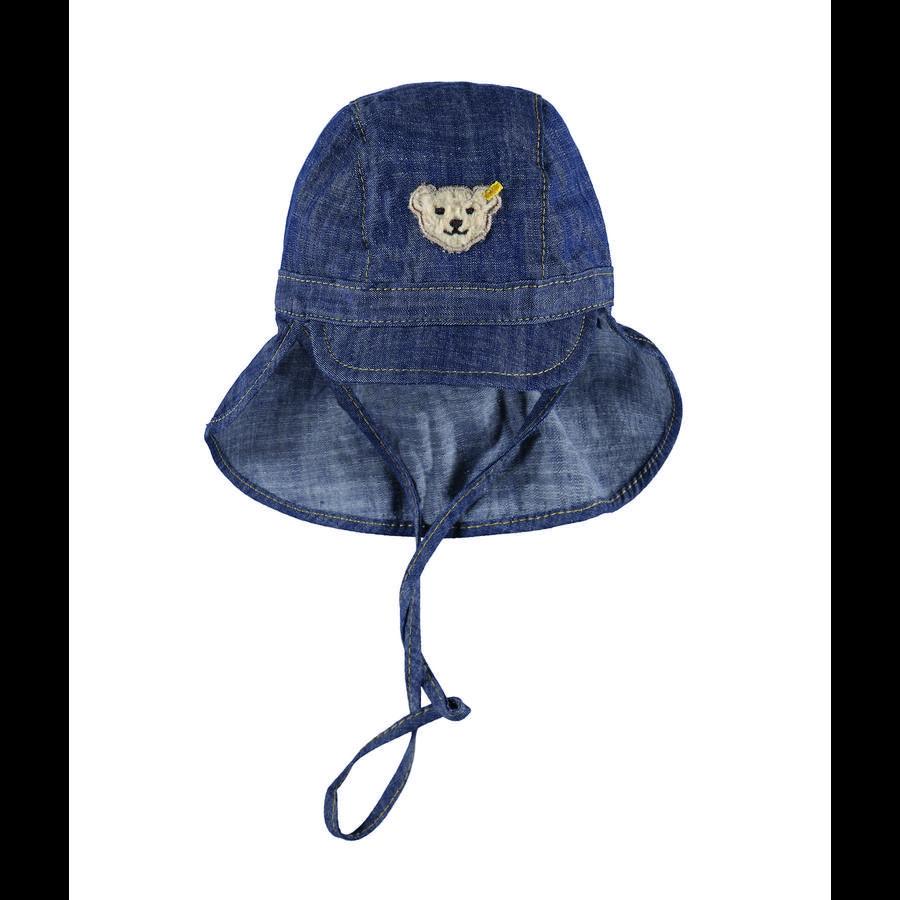 Steiff Boys spijkerbroek met een piek in de cap