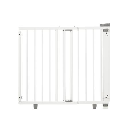 GEUTHER Barriera per porta con apertura a libro 65-105 cm - bianco