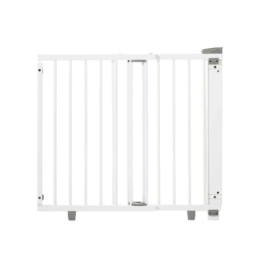 GEUTHER Säkerhetsgrind / Barngrind  65-105 cm vit (2732)