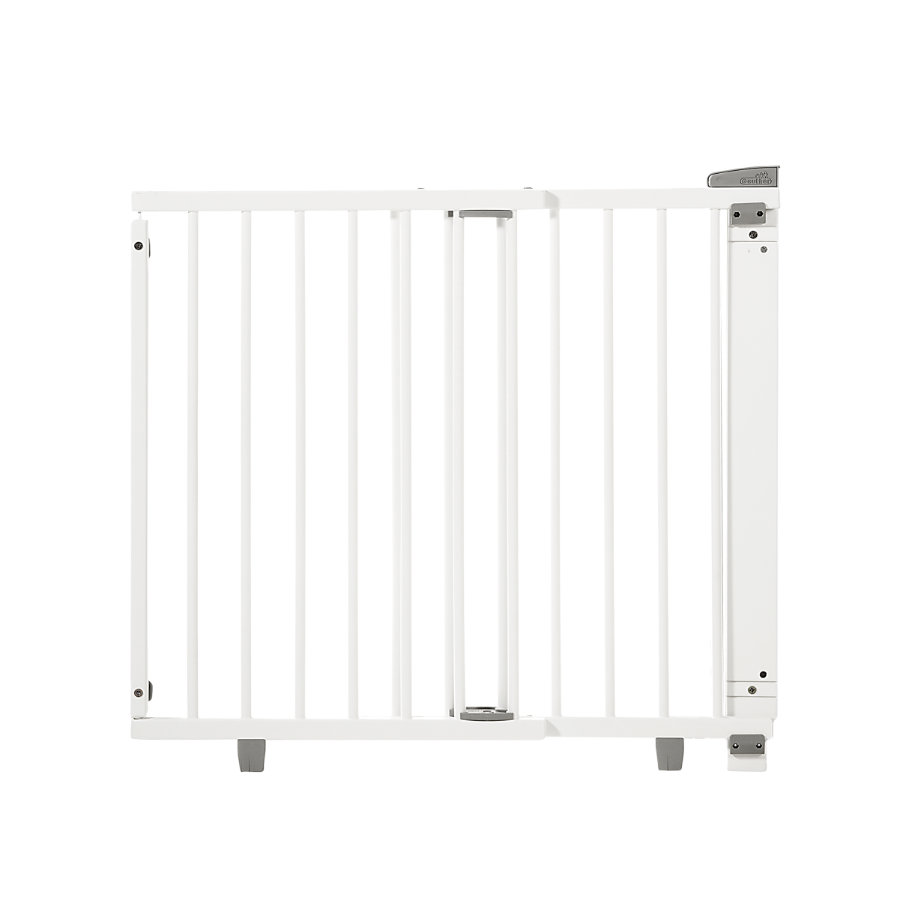 GEUTHER Swinging Door Gate 65-105cm white (2732)