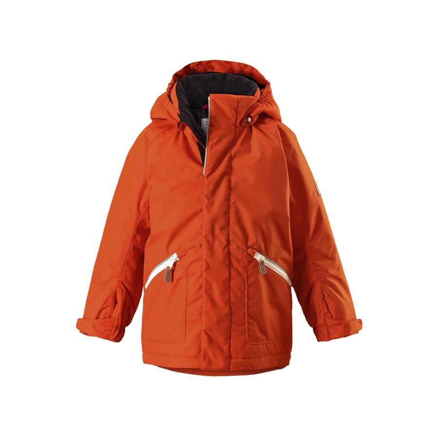 reima Boys Vinterjakke Nappaa foxy orange