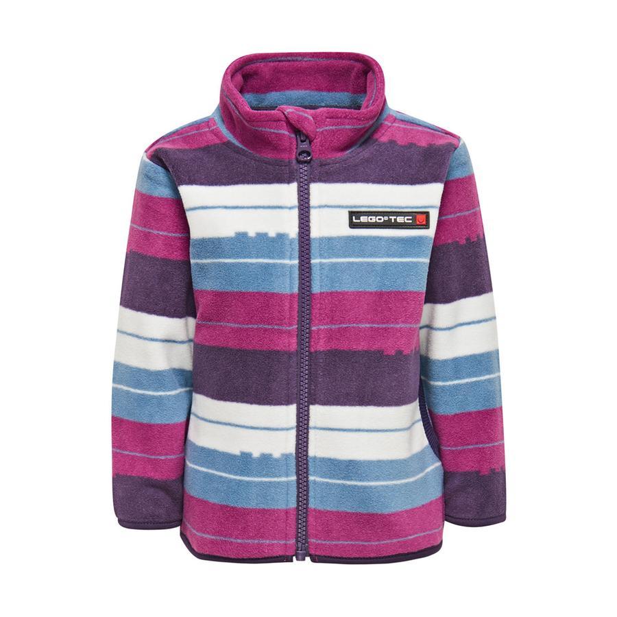 LEGO wear  Fleece jasje Stina light paars
