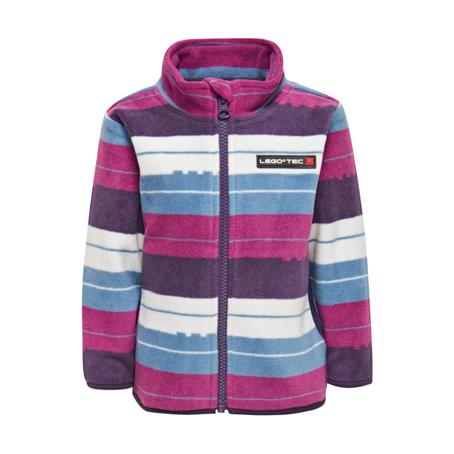 LEGO WEAR Kurtka polarowa Stina light purple