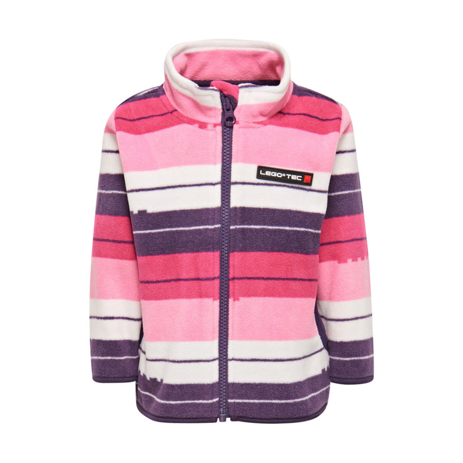 LEGO wear Fleecejacke pink