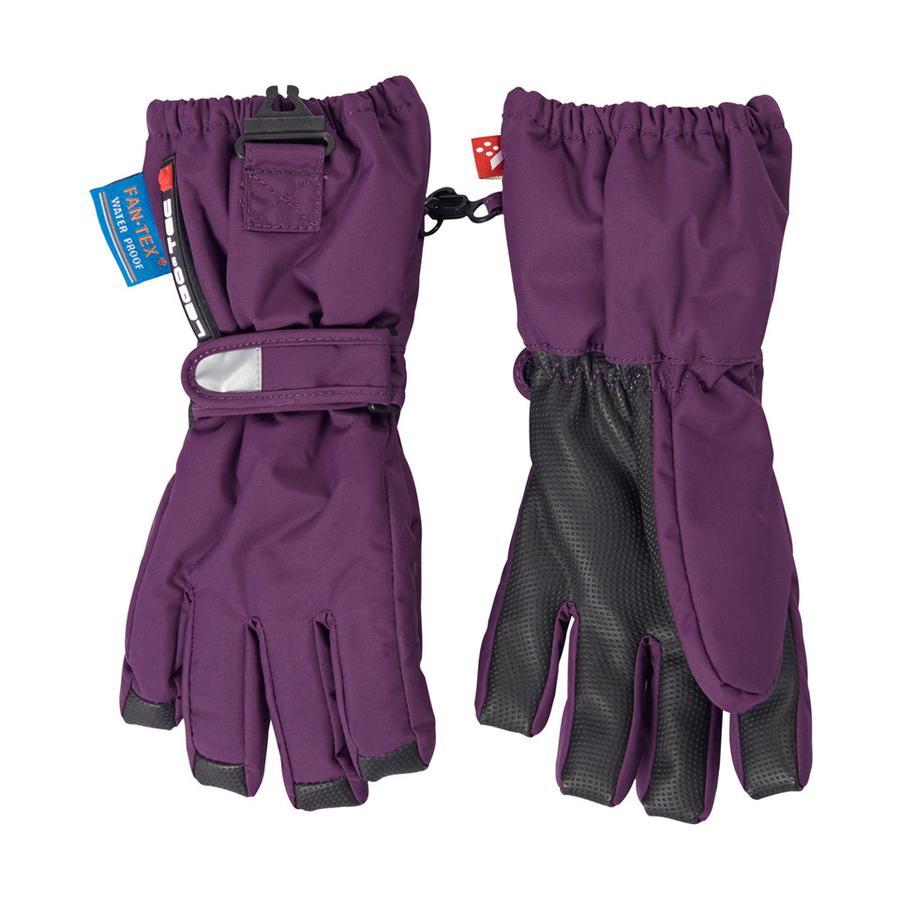 LEGO Wear Rękawiczki Alexa dark purple
