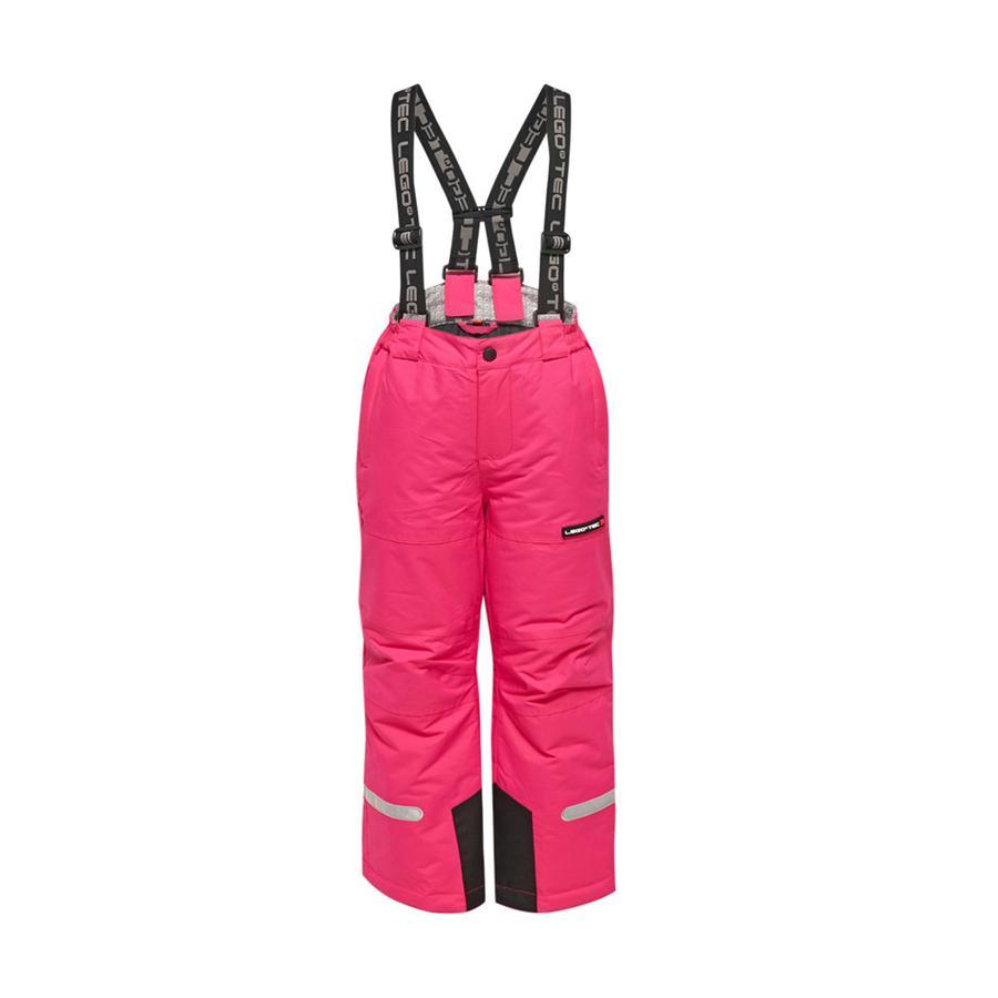 LEGO wear Salopette de ski enfant PILOU rose