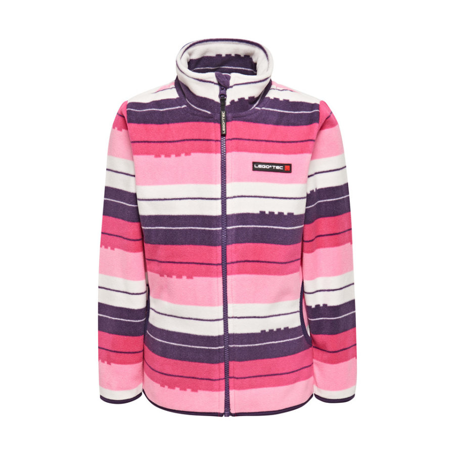 LEGO wear Fleecejacke light purple