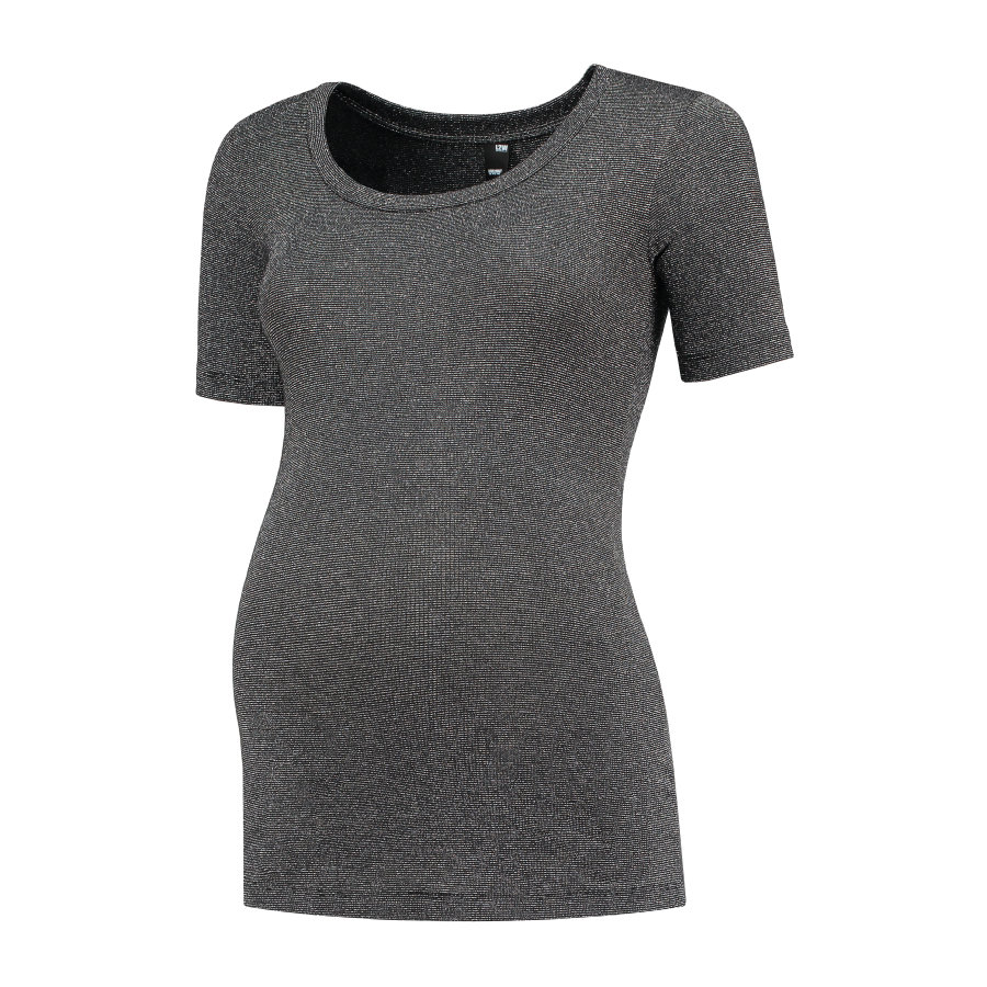 LOVE2WAIT T-Shirt Glamour Grijs