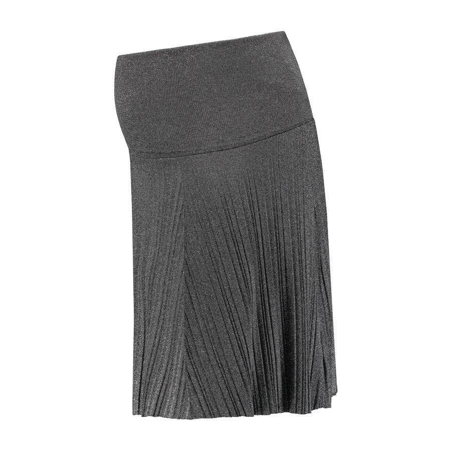 LOVE2WAIT Pomarszczona spódnica Glamour Grey