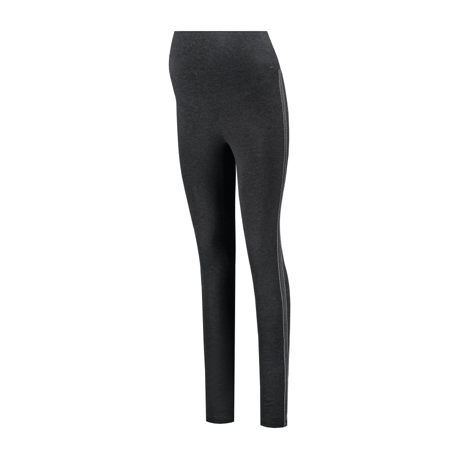 LOVE2WAIT Umstandsleggings Anthracite