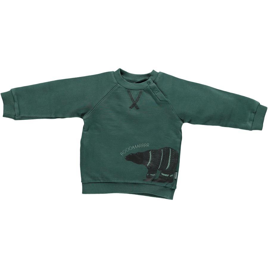b.e.s.s Sweater Roooaaarrr Teal