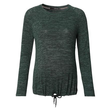 SUPERMOM Pullover Melange Jade